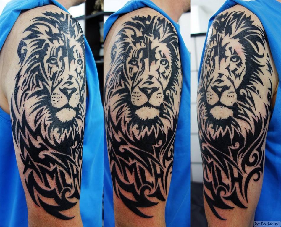 лев в полинезии