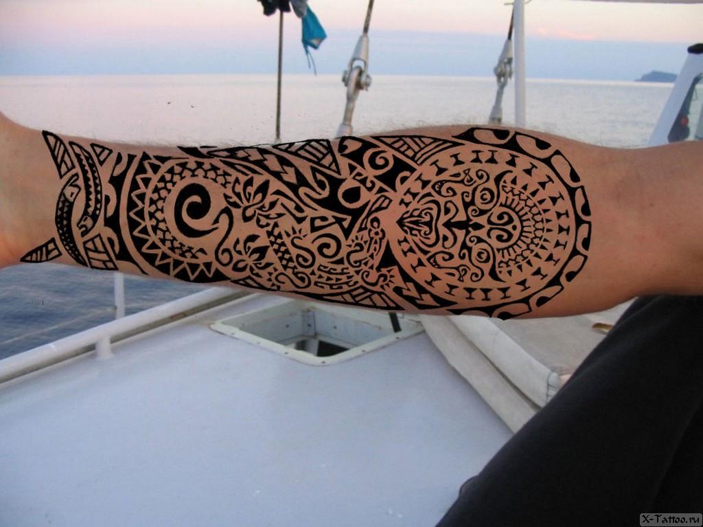 полинезийские зарисовки