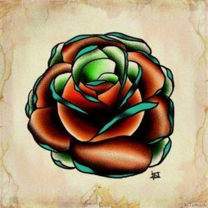 krasnaya roza