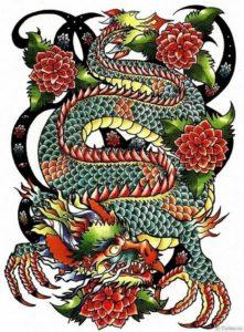 oriental drakon