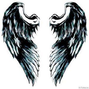 chernyy angel