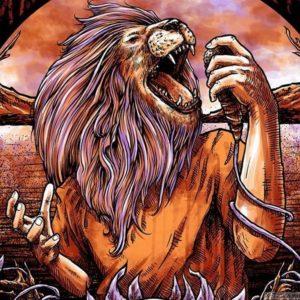 golova lva