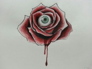 oko v roze