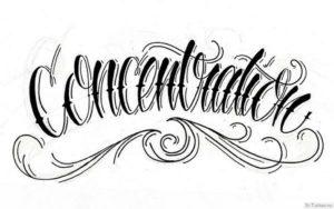 kontsentratsiya