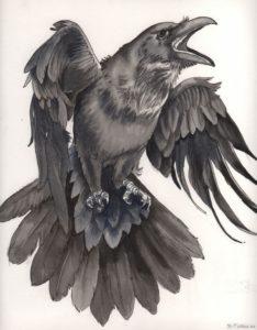 krichaschaya ptichka