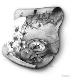 lotos i karta