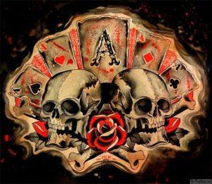 kosti i rozy