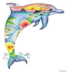 okean v delfine