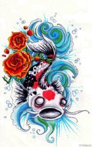 rozy i voda