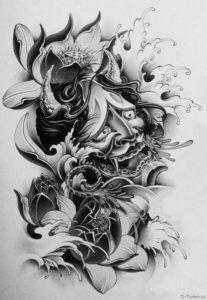lotosy v more