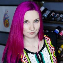 Алёна Баринова