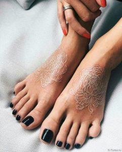 belye tatuirovki