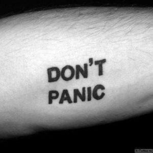 ne panikuy